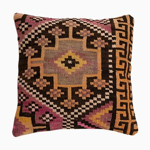 Small Kilim Cushion Cover by Wild Heart Free Soul