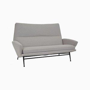 Französisches Vintage Sofa von Guy Besnard, 1960er
