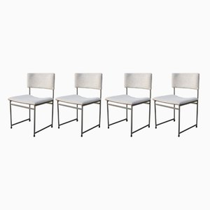Model SM08 Dining Chairs by Cees Braakman for Pastoe, Set of 4