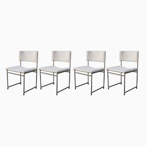 Modell SM08 Esszimmerstühle von Cees Braakman für Pastoe, 4er Set