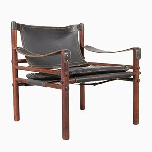 Sirocco Safari Chair von Arne Norell Sweden, 1960