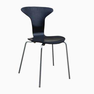 Sedia nr. 3105 Mosquito Mid-Century di Arne Jacobsen per Fritz Hansen
