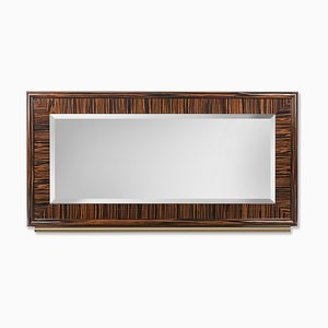 Miroir Secret Sin en Ébène par Giorgio Ragazzini pour VGnewtrend