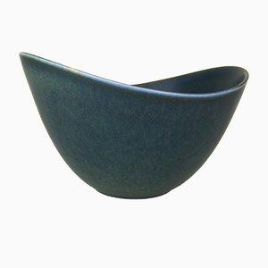 Cuenco sueco grande de cerámica de Gunnar Nylund para Rörstrand, años 50
