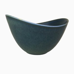 Large Swedish Ceramic Bowl by Gunnar Nylund for Rörstrand, 1950s