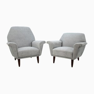 Lounge Chairs by Georg Thams, 1960s, Set of 2