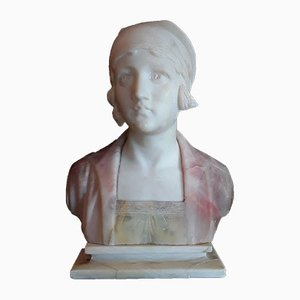 Antique Bust by Dedina