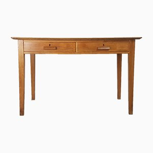 Vintage Beech Desk from Esavian