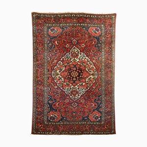Teppich aus Wolle & Baumwolle, 1960er