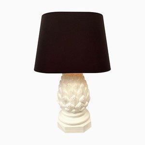 Lámpara de mesa Artichoke, años 60