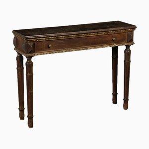 Table Console Renouveau Antique, Italie