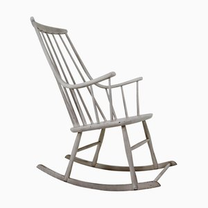 Rocking Chair Mid-Century, France