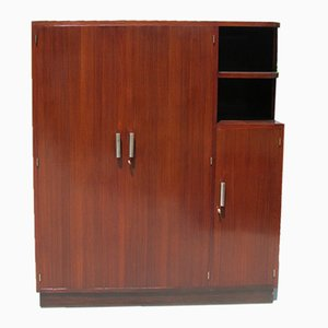 Rosewood Cabinet from Leveilley Frères, 1930s