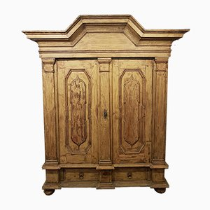 Pine North German Cabinet, 1750s