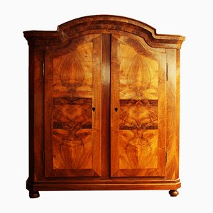 German Walnut Cupboard, 1780s