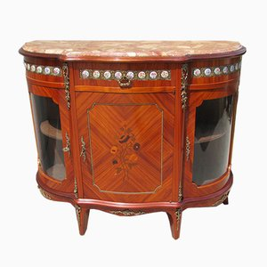 Buffet Demilune Style Louis XV, 1970s