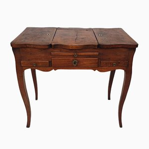 Antique Walnut Writing Desk, 1750s