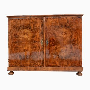 Baroque Walnut Sideboard, 1780s