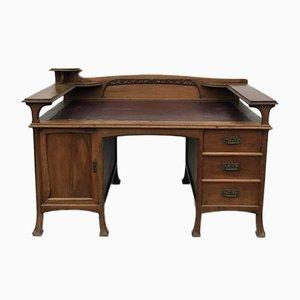 Antiker Schreibtisch, 1890er