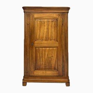 Biedermeier Walnut Cabinet, 1830s