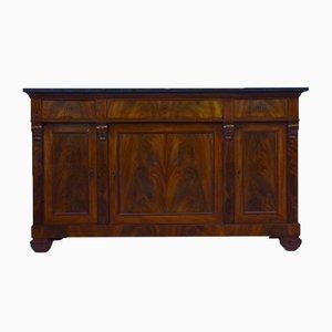Biedermeier Mahagony Sideboard, 1820s