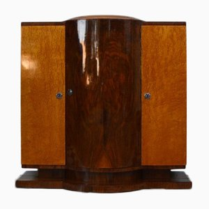 Art Deco French Cabinet, 1920s
