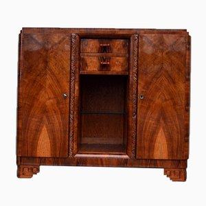 Small Art Deco Cabinet, 1920s