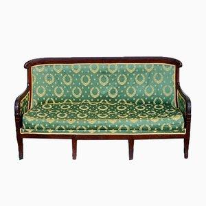 Sofá antiguo, década de 1810