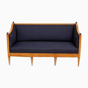 Cherry Biedermeier Sofa, 1830s