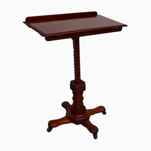 Victorian Walnut Occasional Table, 1890s