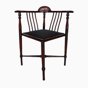 Victorian Corner Chair, 1890s