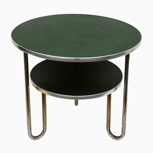 Bauhaus RC5 2-Tier Table from Mauser Werke, 1930s