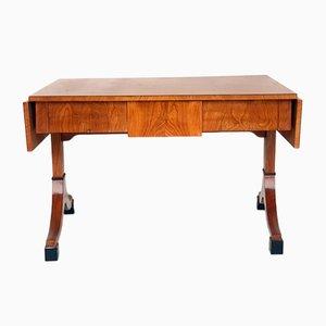 Folding Biedermeier Table, 1830s