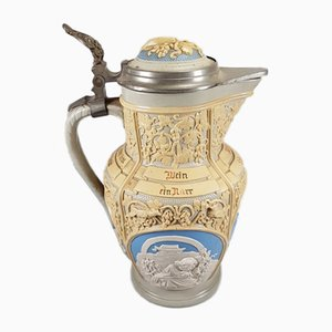 Wine Jug from Villeroy & Boch, 1900s