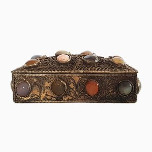 Baroque Decorated Box, 1750s