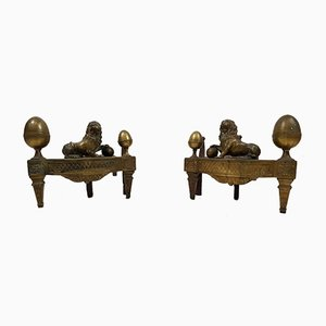 Firewood Stand by Louis Seize, 1790s, Set of 2