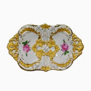 Vintage Porcelain Bowl from Meissen
