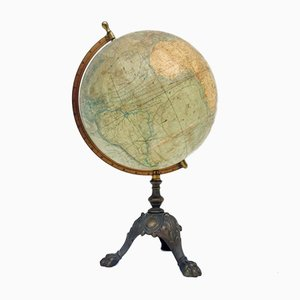 Antiker Globus, 1880er