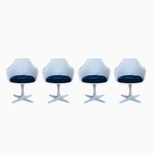 Vintage Model No. 116 Chairs by Maurice Burke for Arkana, Set of 4