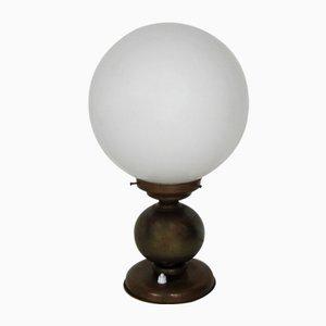 Lámpara de mesa estilo Art Déco, años 40