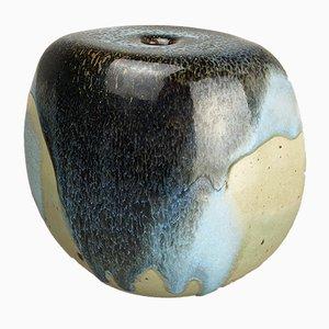 Jarrón de gres de cerámica de Gottlind Weigel, años 60
