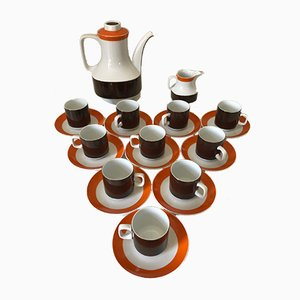 Bavarian Coffee Set, 1970