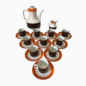 Servizio da caffè, Austria, 1970