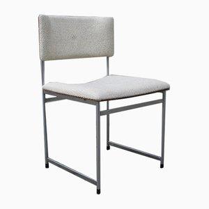Modell SM08 Beistellstuhl aus Palisander von Cees Braakman für Pastoe, 1960er