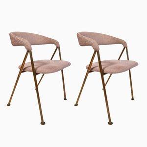 Stühle von Maija-Liisa Komulainen für Oy Uusi Koti, 1950er, 2er Set