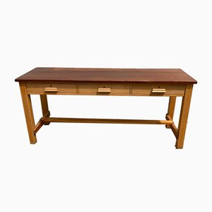 Antique Art School Desk