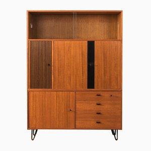 Vintage Teak Cabinet, 1950s