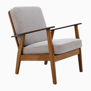 Dänischer Sessel aus Teakholz, 1960er