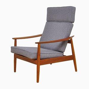 FD-164 Armlehnstuhl von Arne Vodder für Cado, 1960er