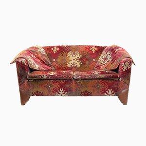 Niederländisches 2-Sitzer Sofa, 1980er